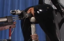 Several hard orgasms for a dirty slave