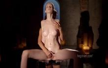 Emily Bloom nude massage