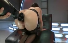 Machine makes me squirt several times